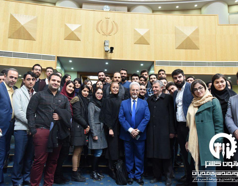 گزارش تصویری کنفرانس کارآفرینی و توسعه کسب و کار (۲)